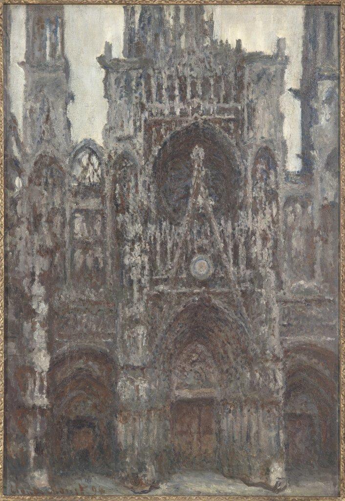 Monet Cathedrale de Rouen - Au dela des etoiles, le paysage mystique de Monet a Kandinsky - Musee d'Orsay