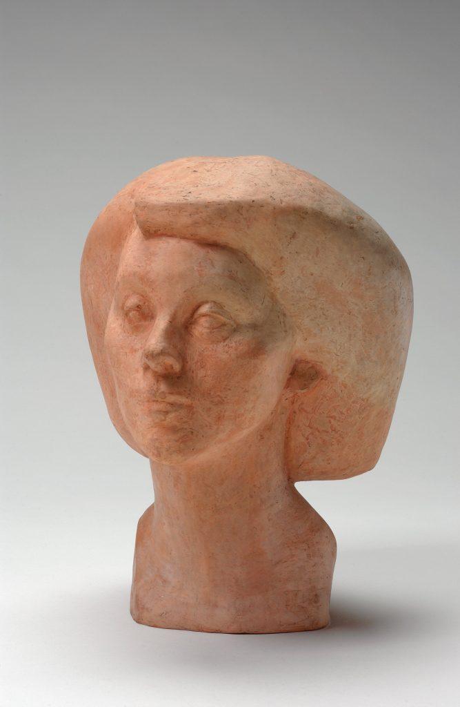 Alberto Giacometti, Tête d'Isabel, 1936 Hirshhorn Museum and Sculpture Garden, Smithsonian Institution, Washington