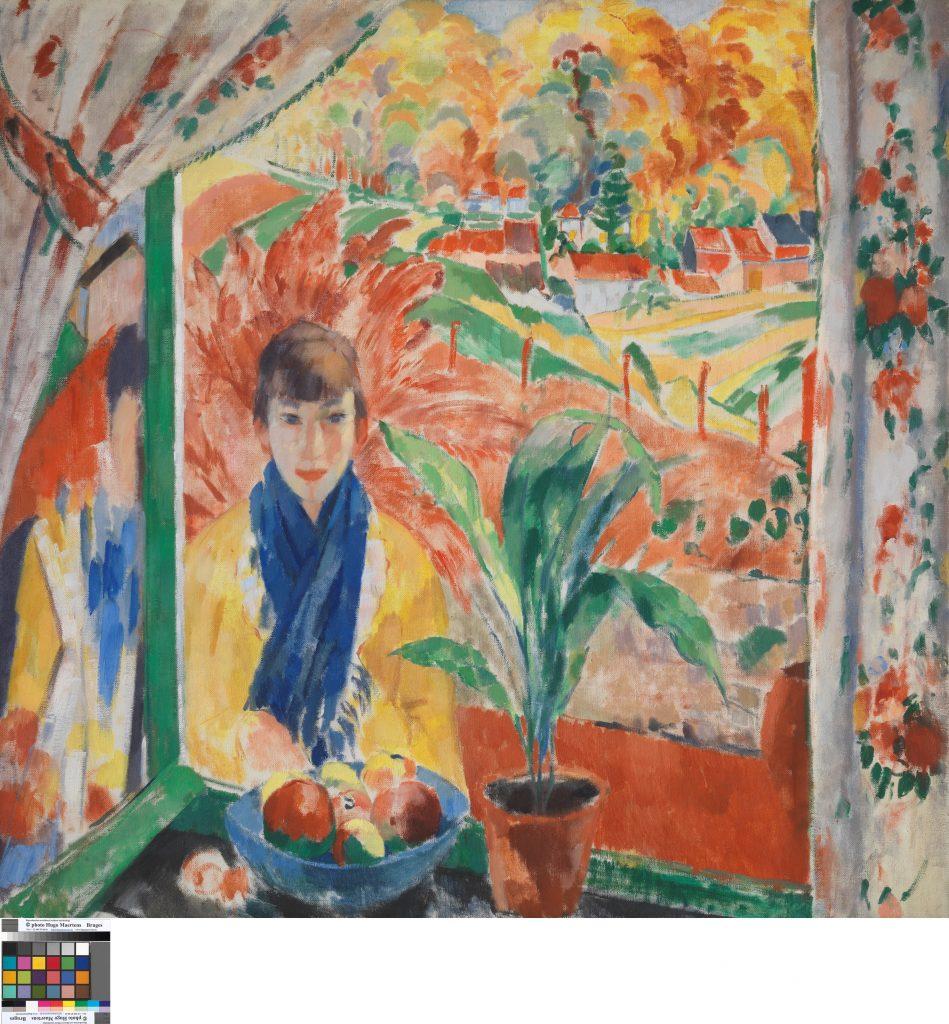 RIK-WOUTERS - Autumn - Musée Royal des Beaux Arts en Belgique - Bruxelles