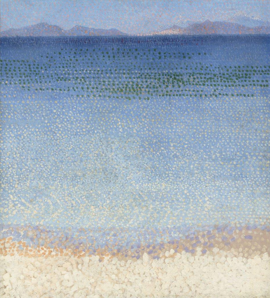 Cross iles d'Or Accord reciproque Au dela des etoiles, le paysage mystique de Monet a Kandinsky - Musee d'Orsay