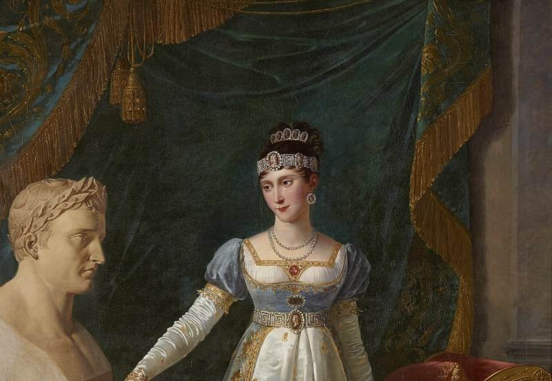 pauline bonaparte duchesse_de guastalla princesse borghese