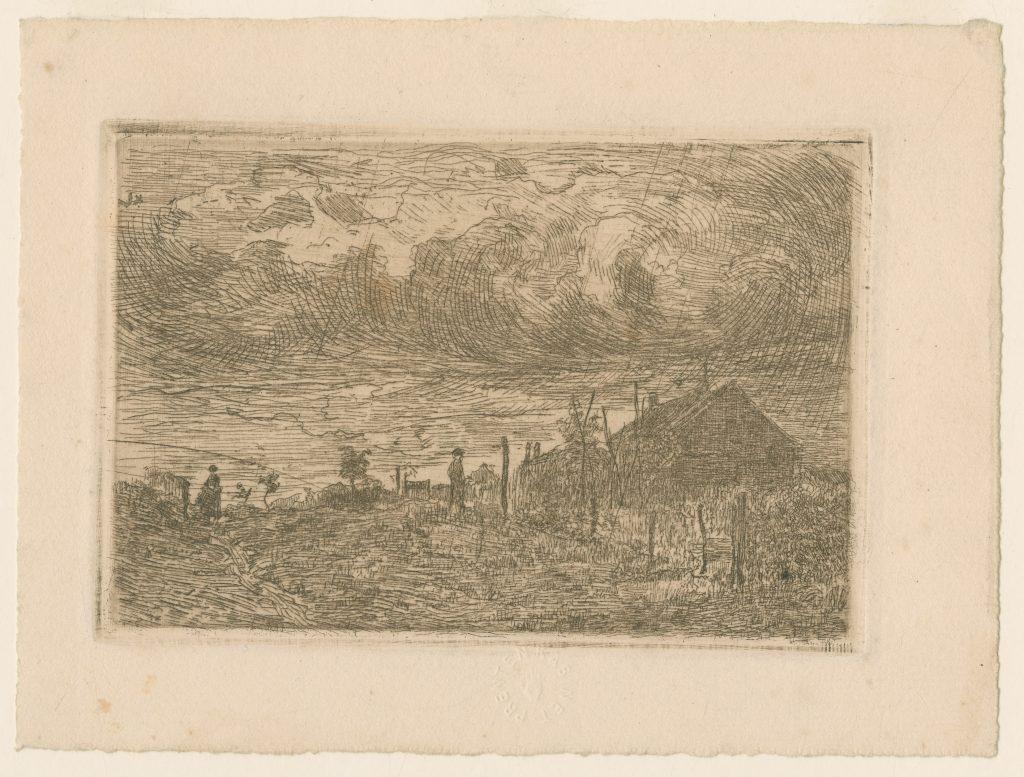 Edge of forest - Rik Wouters - Musée Royal des Beaux Arts en Belgique - Bruxelles