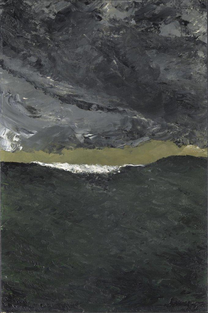 Strindberg vague - Au dela des etoiles, le paysage mystique de Monet a Kandinsky - Musee d'Orsay Paris