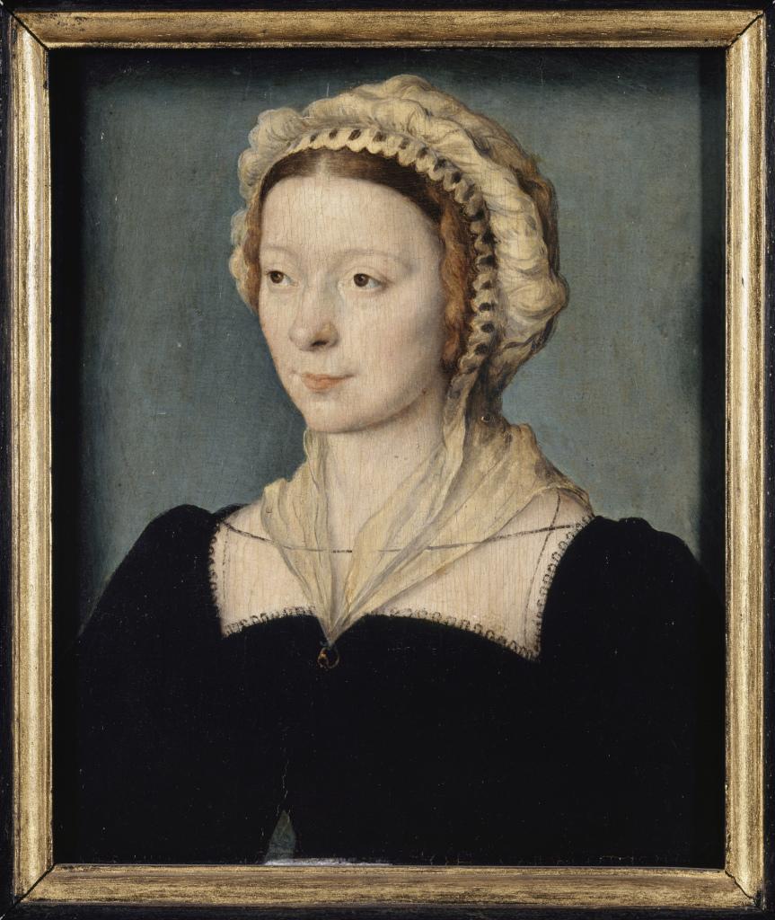 Corneille de Lyon, Béatrice Pacheco, comtesse d'Entremont