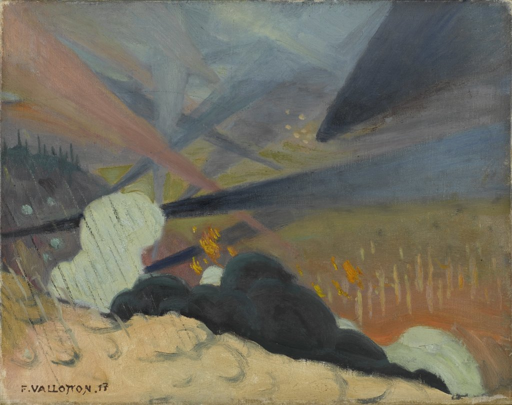 Vallotton Verdun- Au dela des etoiles, le paysage mystique de Monet a Kandinsky - Musee d'Orsay Paris