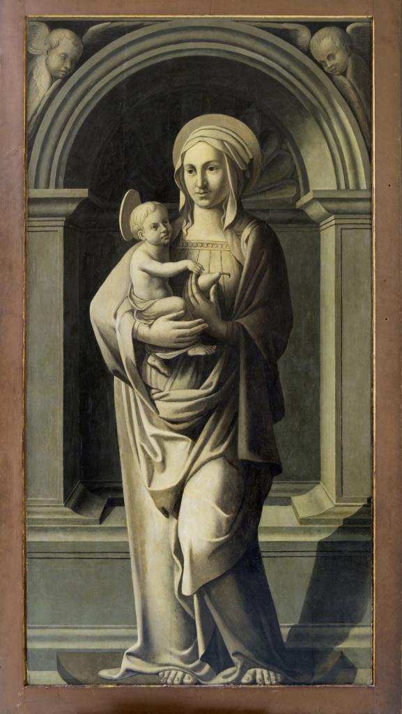 Grégoire Guérard, Retable de l'Eucharistie