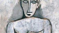 Pablo Picasso - Femme aux mains jointes