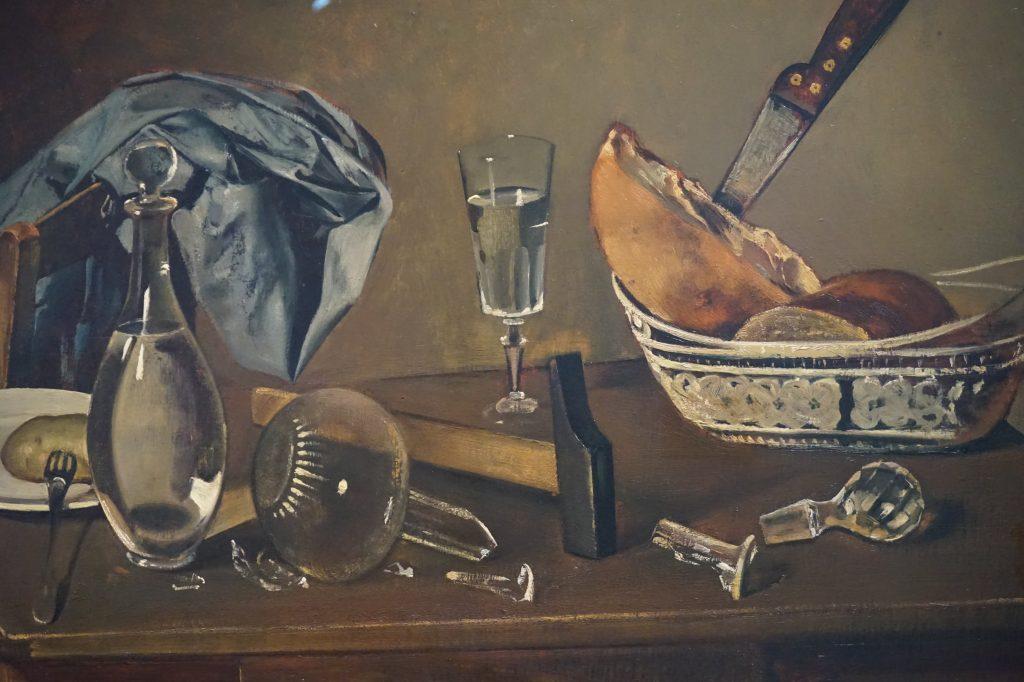 Balthus, Nature Morte, 1937 - Exposition Derain, Balthus, Giacometti au Musee d'Art Moderne de Paris