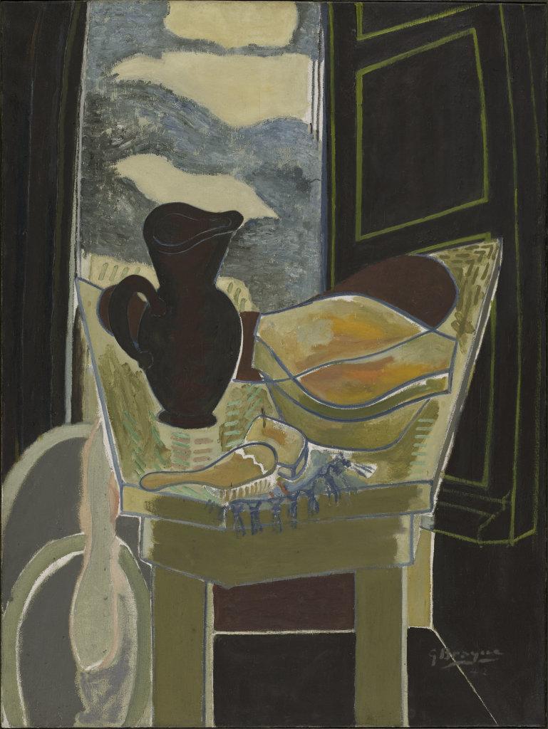 Braque et Laurens 40 ans d'amitié au Musée de l'Annonciade de St Tropez