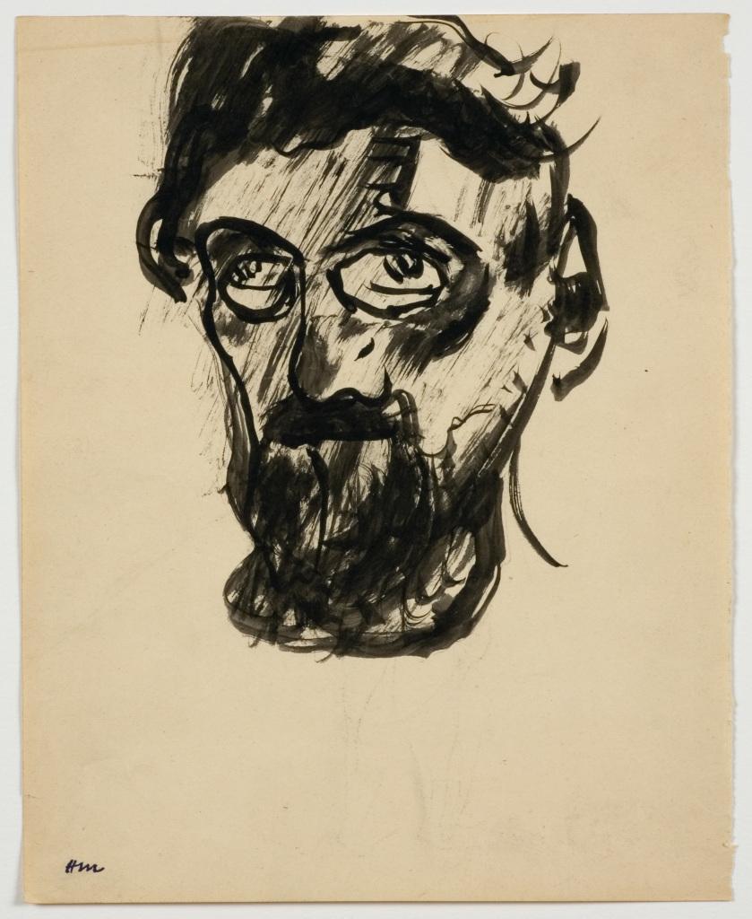 Henri Matisse Autoportrait - Laboratoire d'idee - Musee des beaux arts de Lyon - Jusqu'au 6 mars