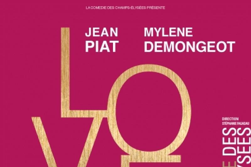 Love Letters à la Comédie des Champs Elysées
