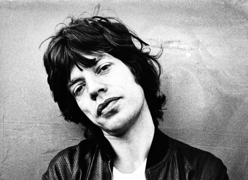 london, Great Britain - 1977,  (Photo Gijsbert Hanekroot/Redferns) *** Local Caption *** mick jagger rolling stones