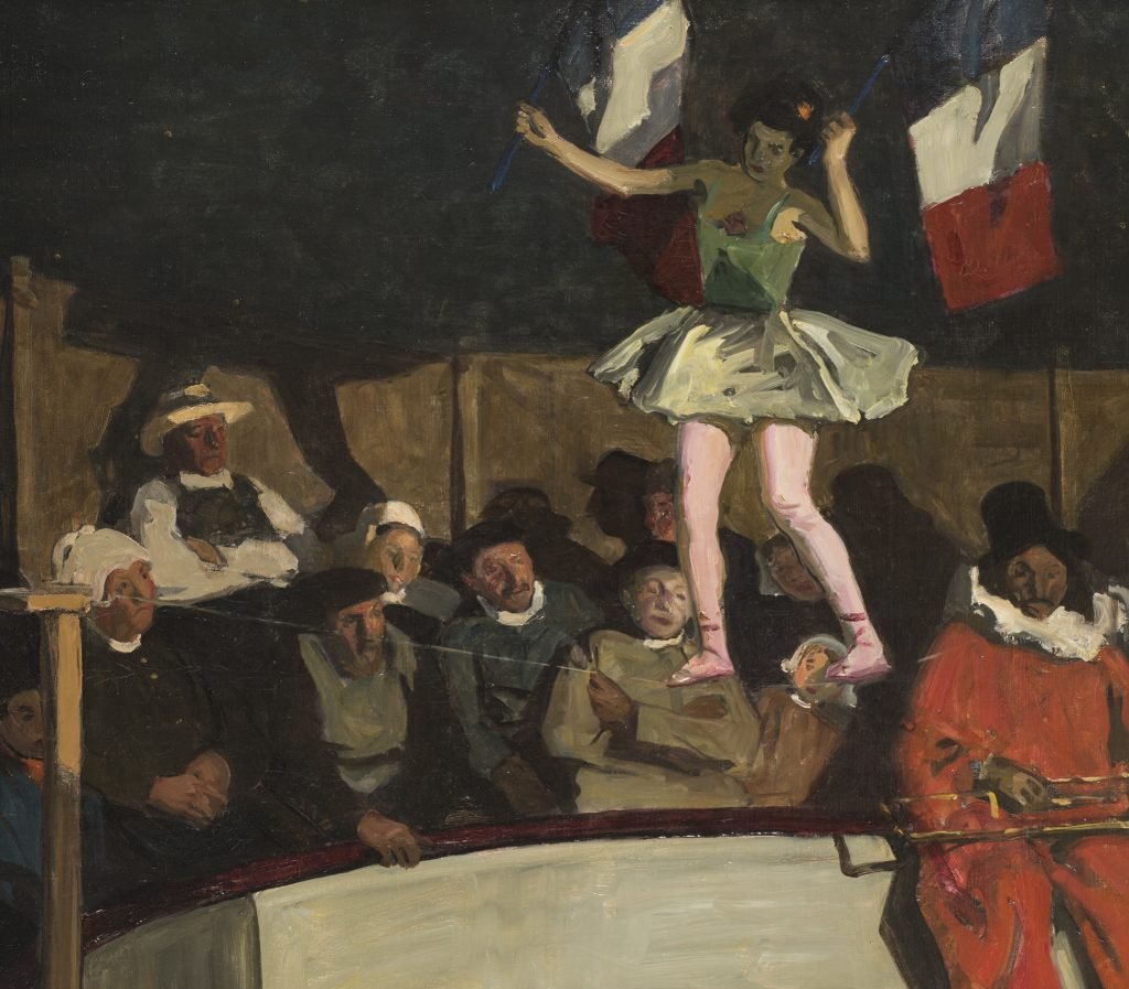 Simon_Cirque - La modernite en Bretagne - Musee de Pont-Aven