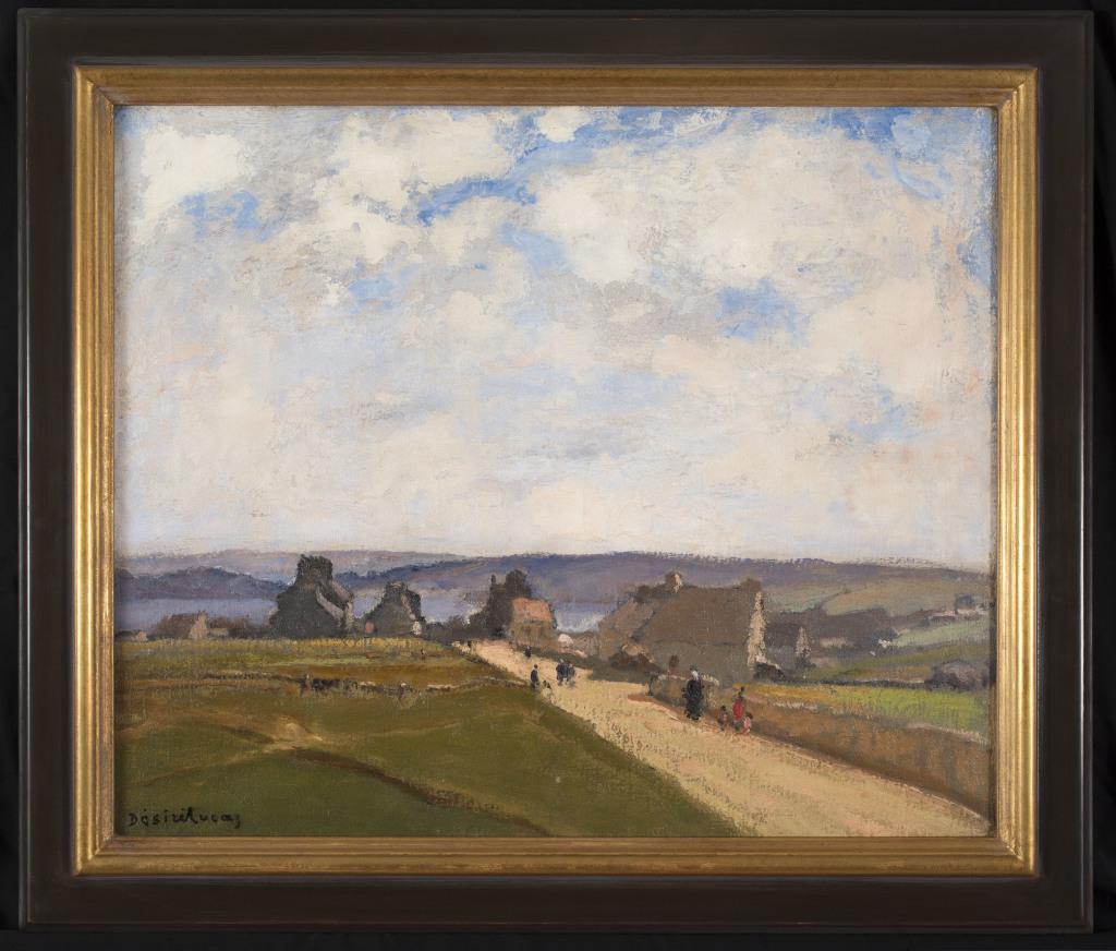 DESIRE_Route - La modernite en Bretagne - Musee de Pont-Aven