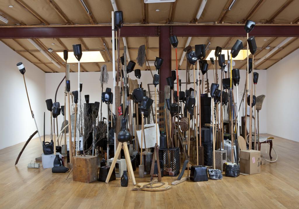 Henry Taylor, It's like a Jungle, 2011 - Exposition Los Angeles, une fiction au Musee d'Art Contemporain de Lyon