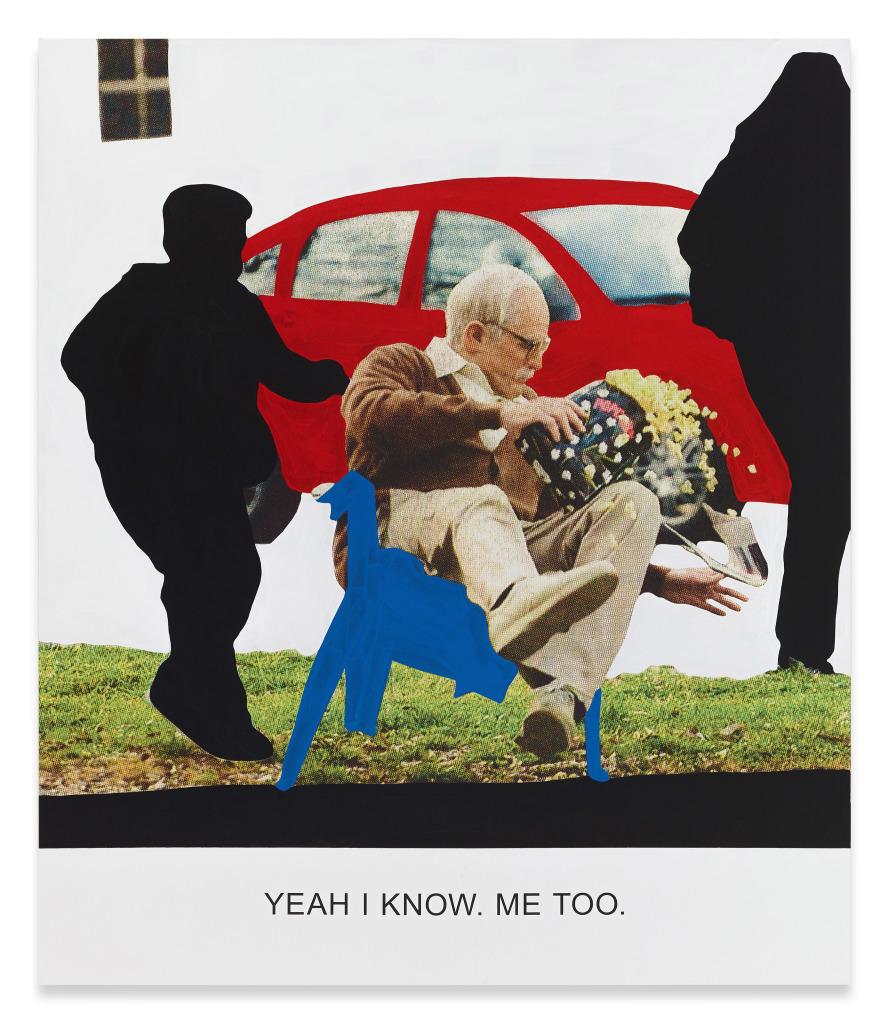 John Baldessari, Yeah I know…, 2015 - Exposition Los Angeles, une fiction au Musee d'Art Contemporain de Lyon