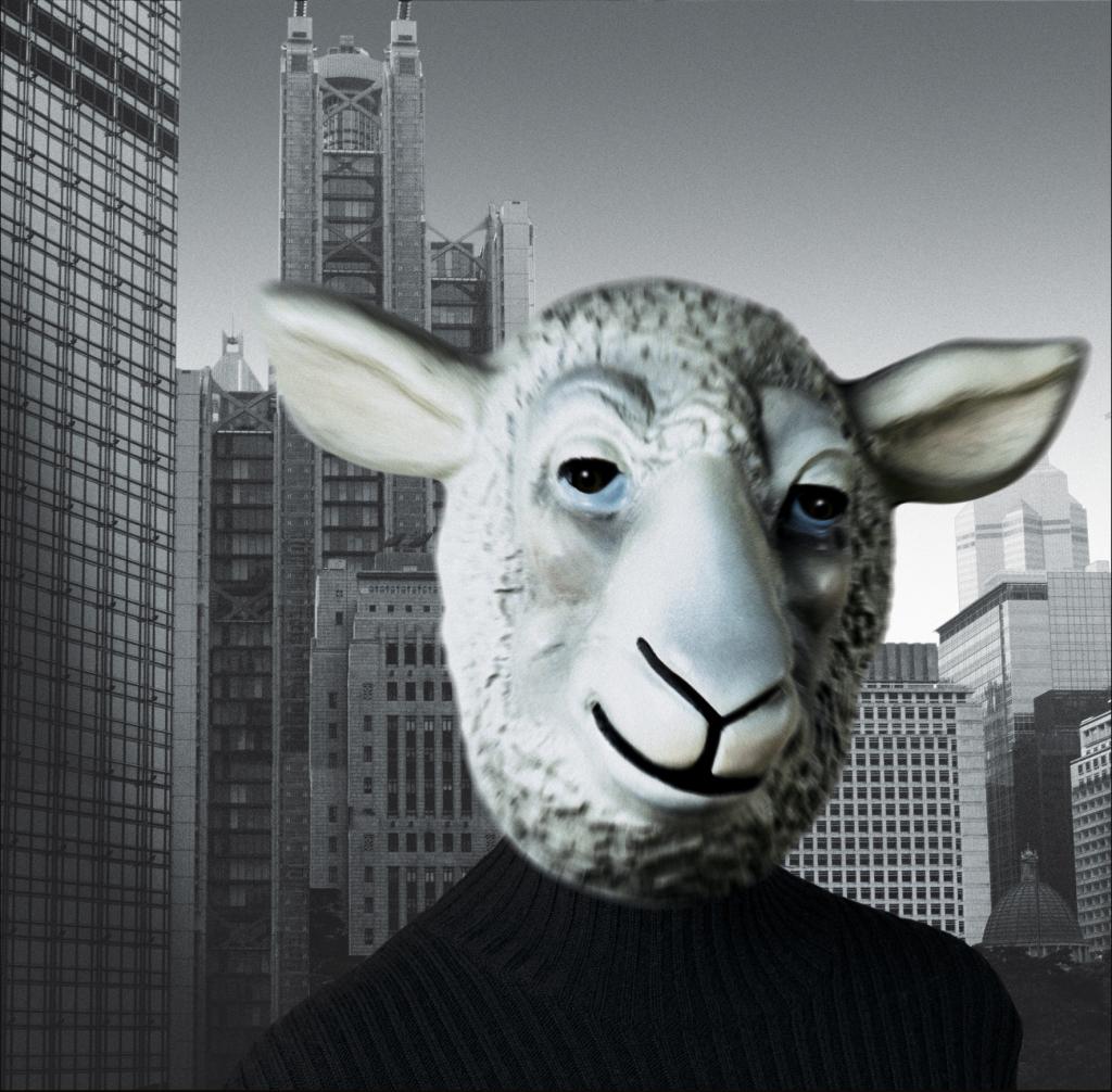Marie-Jo Lafontaine, I love The World, Rabbit, 2006 - Exposition A poils et a Plume, L'odysee des animaux II au Musee de Flandre de Cassel