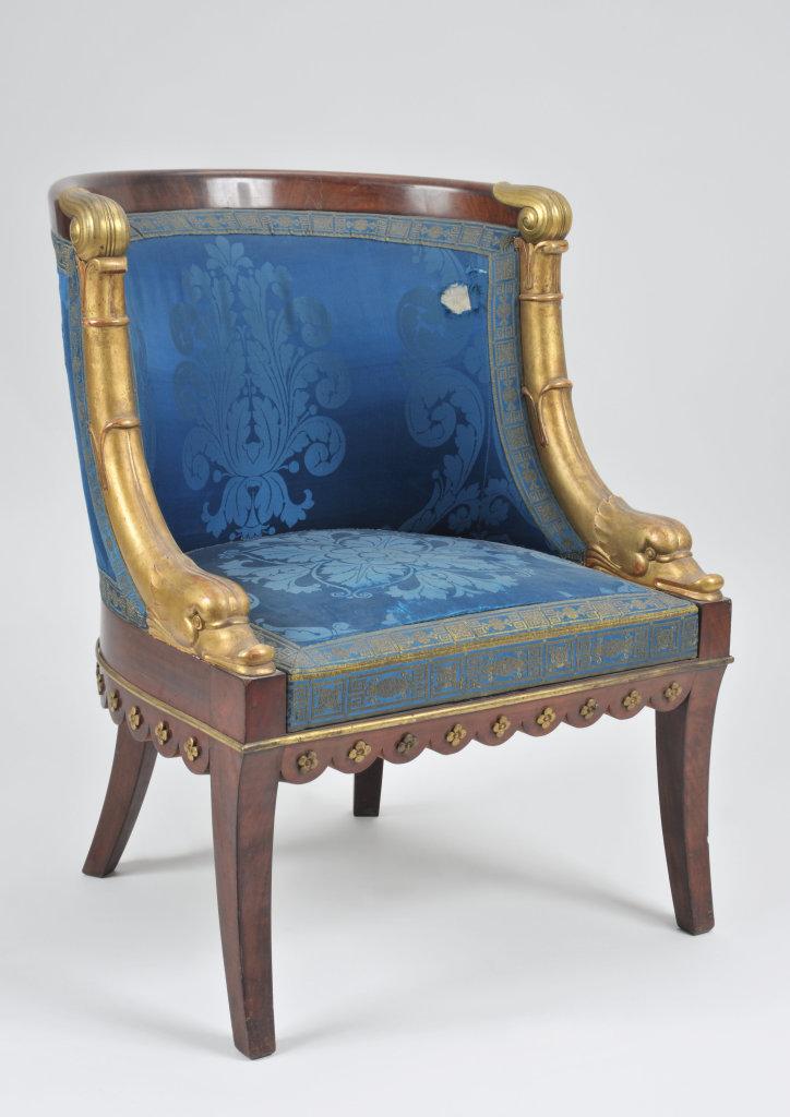 Sièges en société du Roi Soleil à Marianne-Du 25 avril au 24 septembre 2017-Galerie des Gobelins