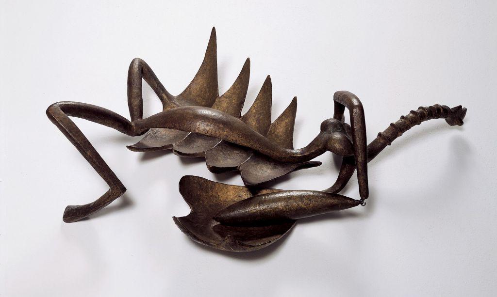Alberto Giacometti, Femme égorgée, 1932 / 1940, A pied d'oeuvre(s), Monnaie de Paris