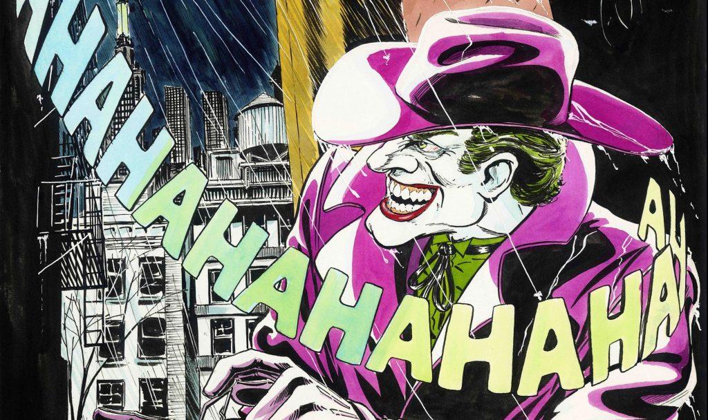 Batman & the Joker 1980, Marshall Rogers, L'art DC, L'aube des Super-Héros