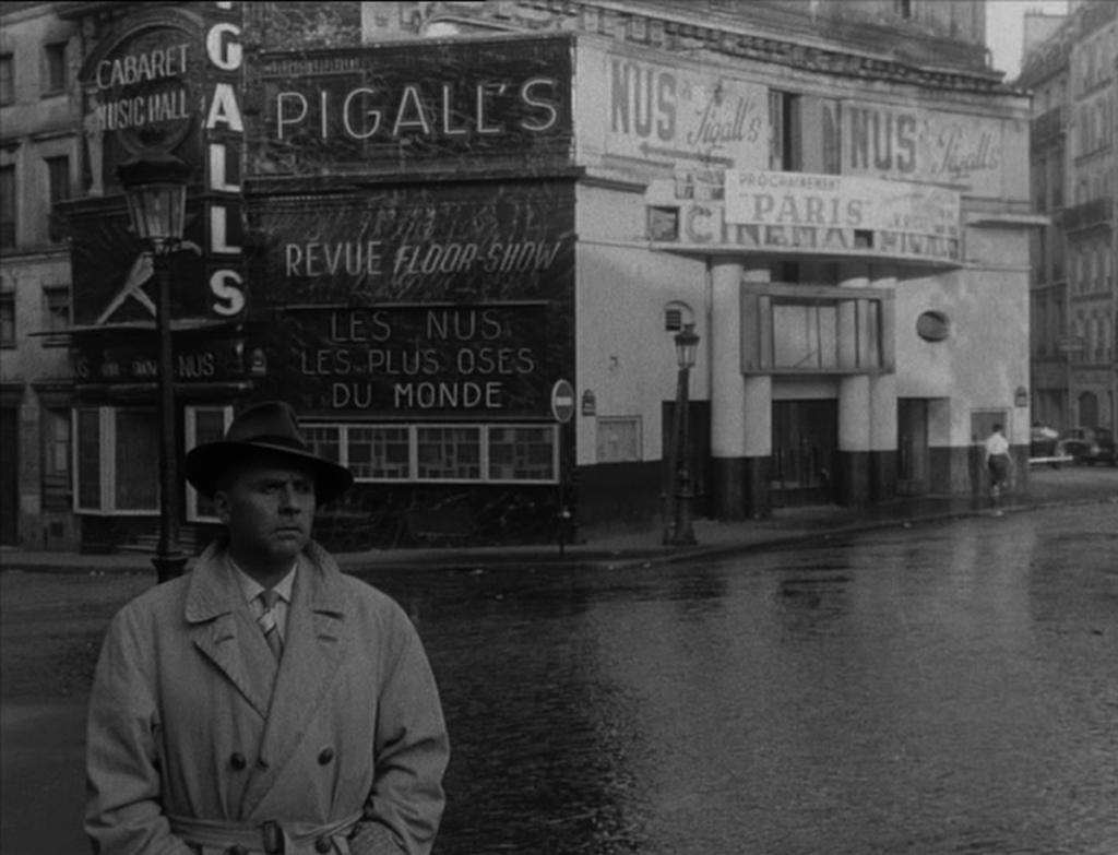 Bob le flambeur Jean-Pierre Melville, 1955, Montmartre, décor de cinéma