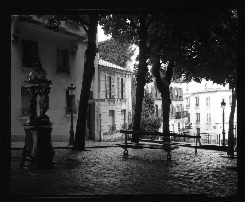 Bogdan Konopka Place Emile Goudeau -Hôtel Jules & Jim jusqu'au 8 mai 2017