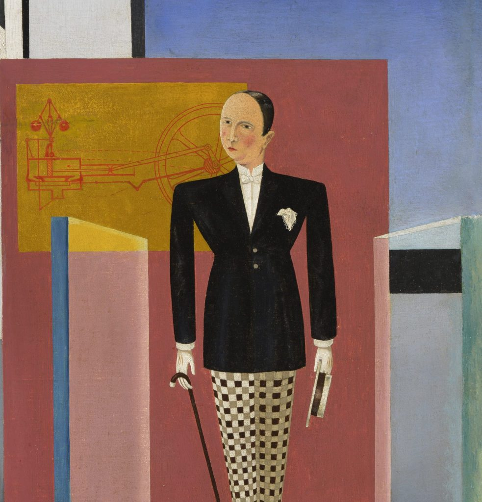 The New Adam, Bortnyik Adan 1924 - Masterpieces from Budapest. From the Renaissance to the Avant-Garde au Musee Thyssen- Bornemisza – Madrid