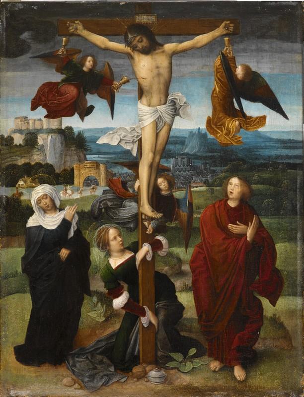 Brou Isenbrandt Crucificion Marie-Madeleine, passion revelee - Musee des Beaux-Arts de Carcassonne - Jusqu'au 20 mai 2017