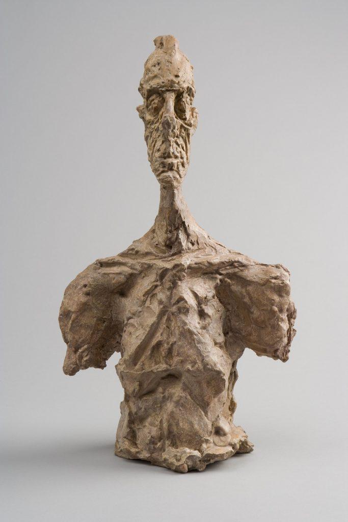 Bust of Diego, Alberto Giacomtti, 1956 - Modern Tate Londres
