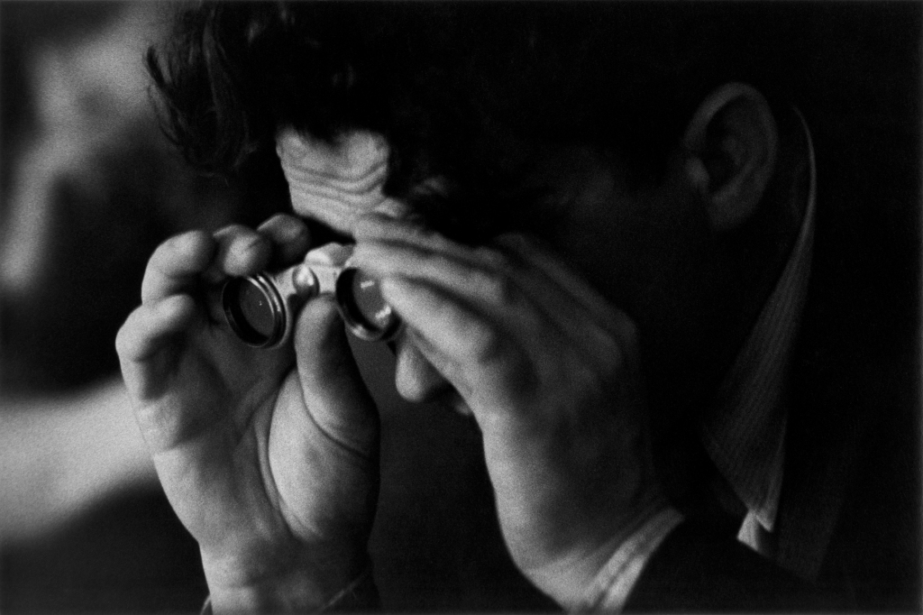 Marc Riboud,World Chess Championship, Moscow, 1960