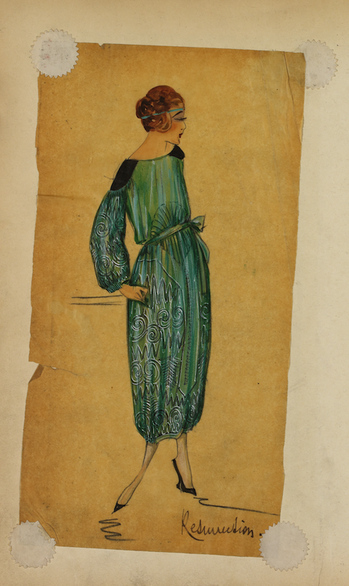 Mode et Femmes 14 18, Bibliotheque Forney