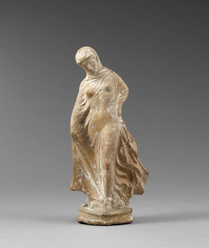 Danseuse Titeux Corps en mouvement, la danse au musee - Musee du Louvre