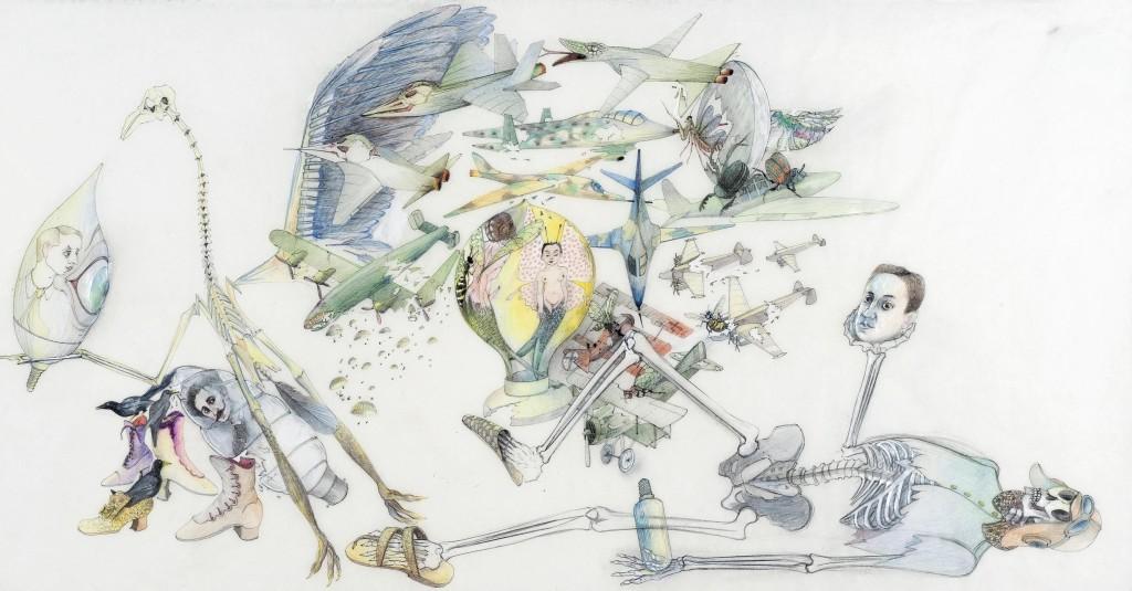 fee electricite - Daniel Nadaud - Muet Tintamarre - Musee de l'Hospice saint-Roche d'Issoudun