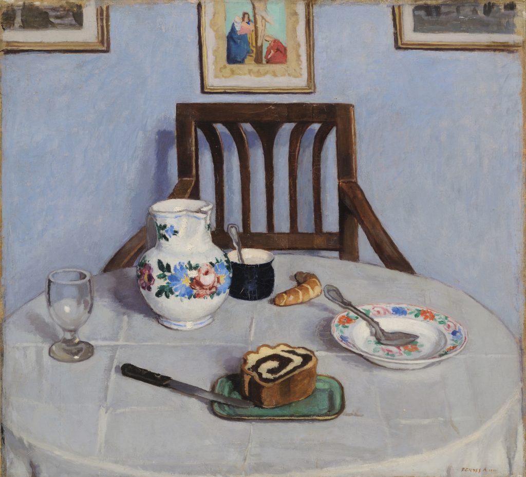 Fenyes Adolf: Makoskalacs, 1910 - Masterpieces from Budapest. From the Renaissance to the Avant-Garde au Musee Thyssen- Bornemisza – Madrid