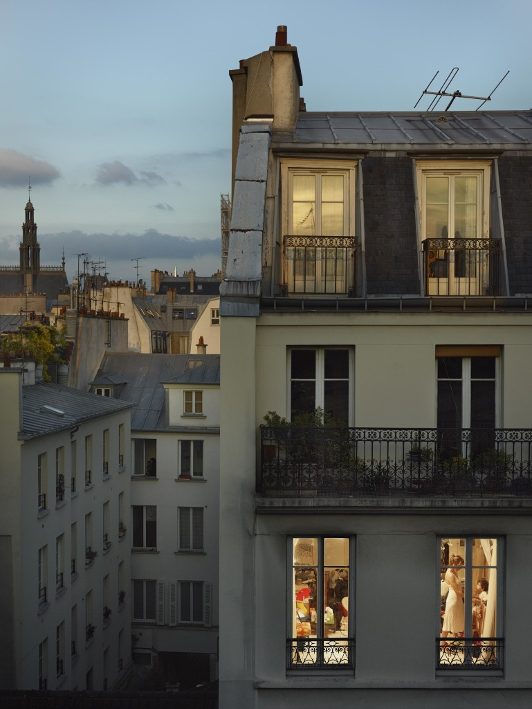 17 mai 2013, rue du Faubourg Saint-Denis, Paris 10-e - Hôtel Jules & Jim jusqu'au 8 mai 2017