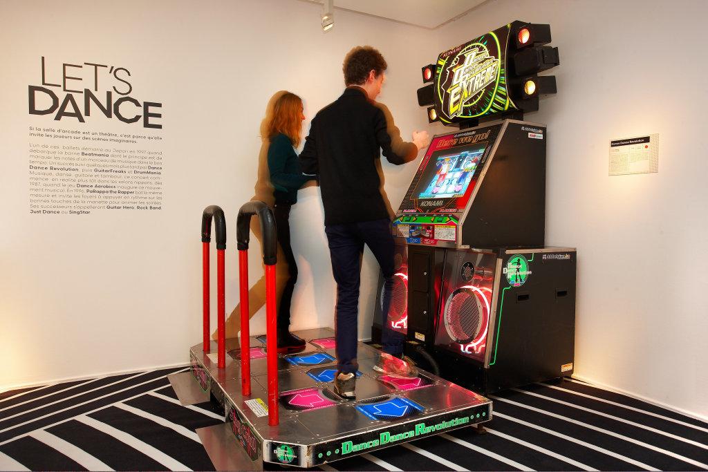 Game Fondation EDF, GAME, le jeu vidéo à travers le temps, Espace Fondation EDF