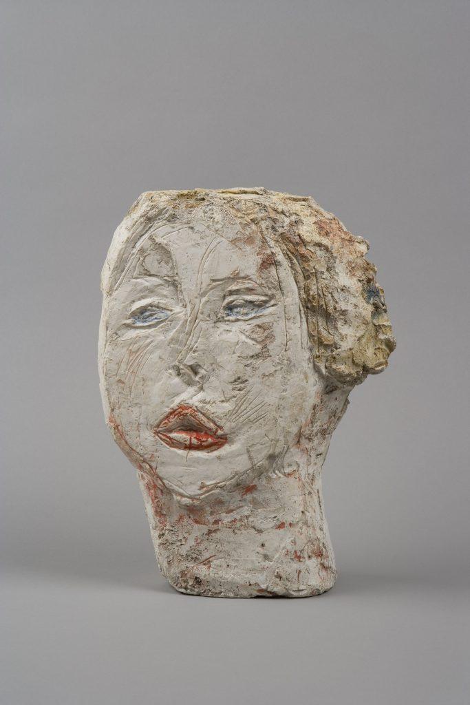 Head of Woman, Alberto Giacometti, 1926 - Modern Tate Londres