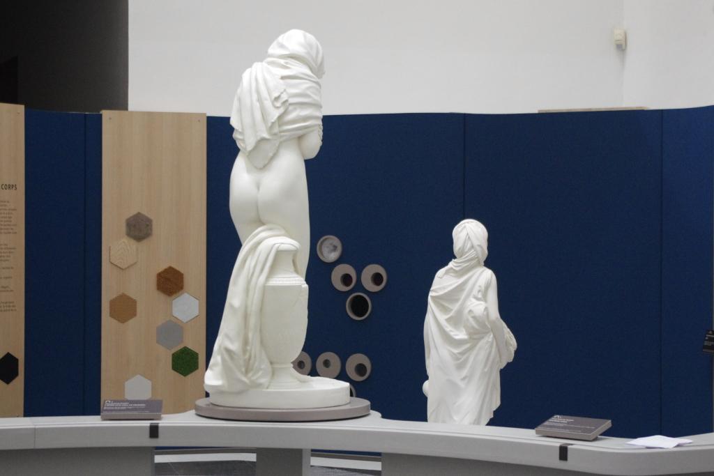 L'art et la matiere - Musee Fabre de Montpellier