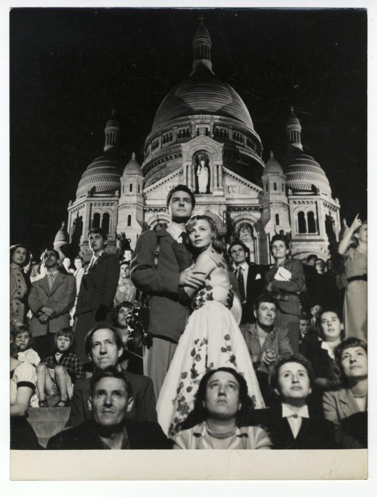 La Fête à Henriette Julien Duvivier, 1952, Montmartre, décor de cinéma