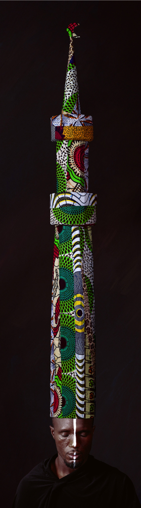 Maimouna Guerresi-Afro Minaret, 2010 - Trésors de l'islam institut du 14 avril au 30 juillet 2017