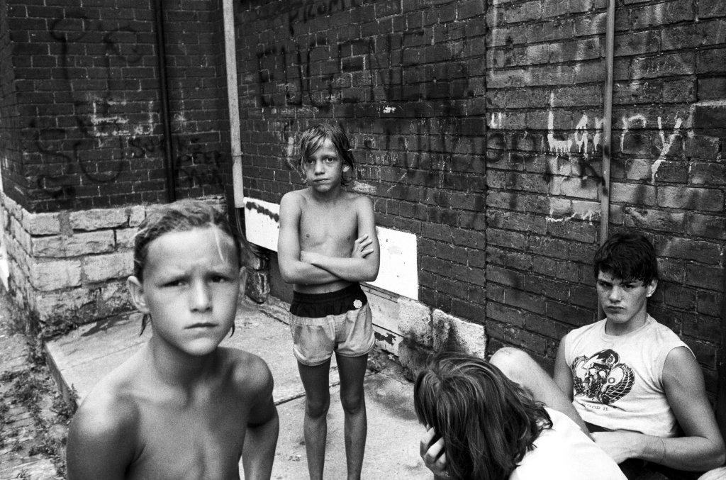 Cincinnati, Ohio 1985 - Stephen Shames, une retrospective- Musee Nicephore-Niepce