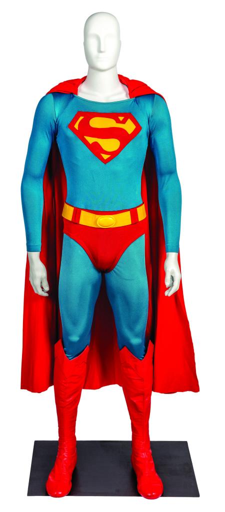 Superman 1978 Costume porté par Christopher Reeve™