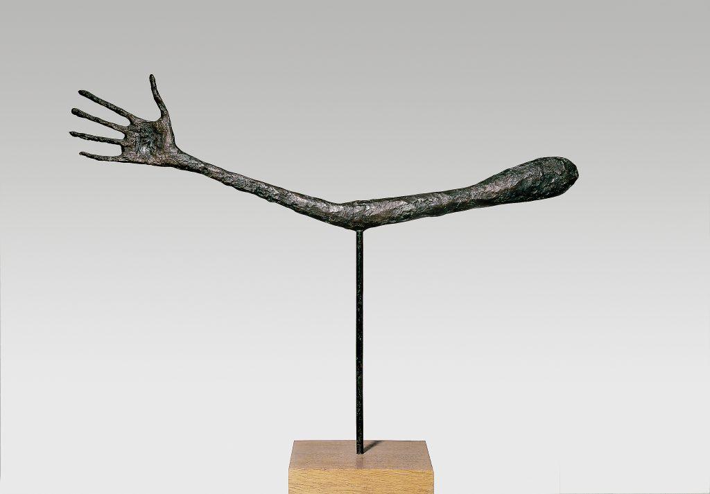 The Hand, Alberto Giacometti,1947 - Modern Tate Londres