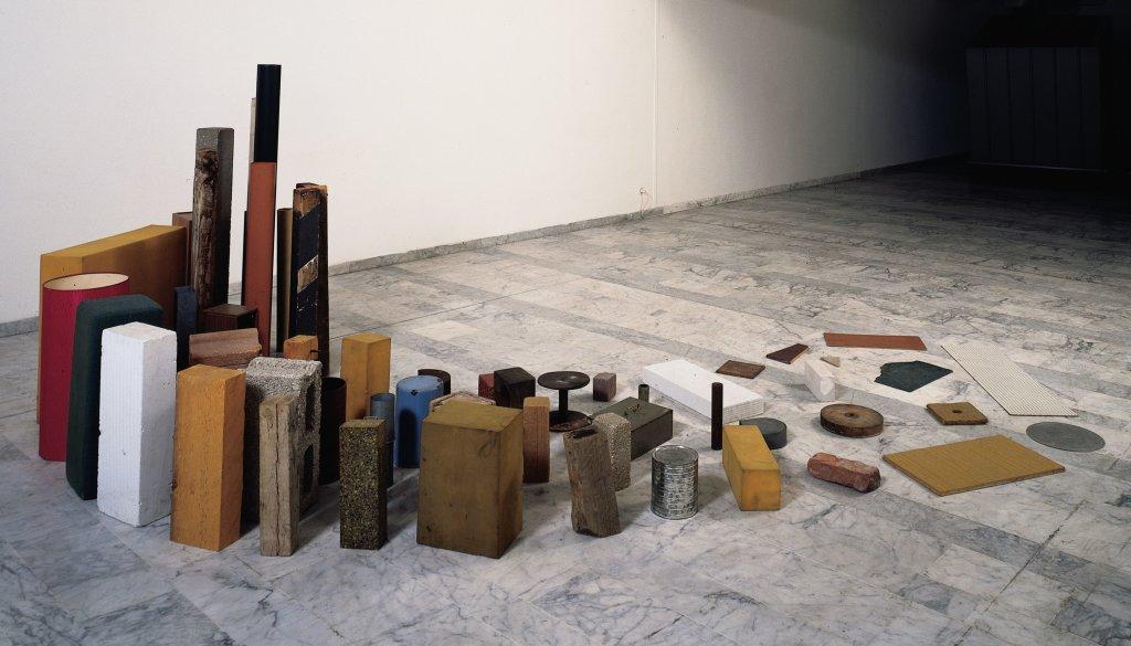 Tony Cragg - Opening Spirale - Spiral en déploiement, 1982, A pied d'oeuvre(s), Monnaie de Paris