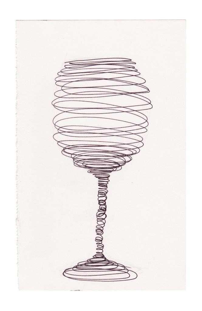 TRUK AHN Le verre -Hôtel Jules & Jim jusqu'au 8 mai 2017