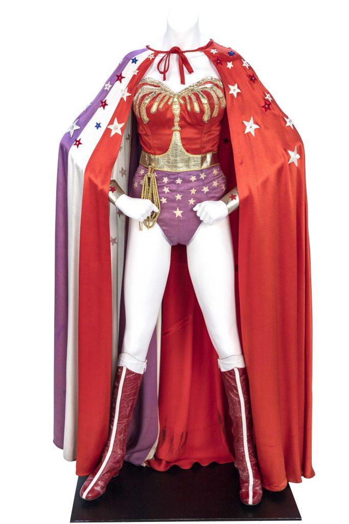 Wonder Woman Série 1975 1979 Costume porté par Lynda Carter™
