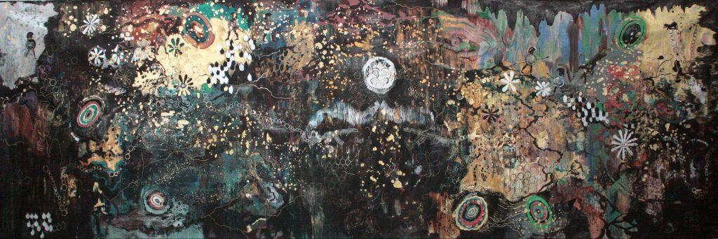 « Ce que le Chevalier couvert de cendres a raconte à son retour », Helene Delprat, 2015 - I did it my way a la Maison Rouge