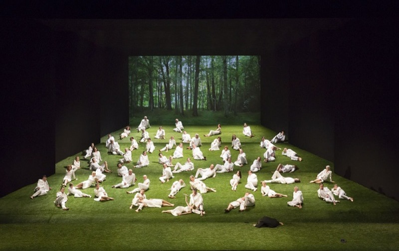 La flute enchantée, Opéra Bastille, 2014