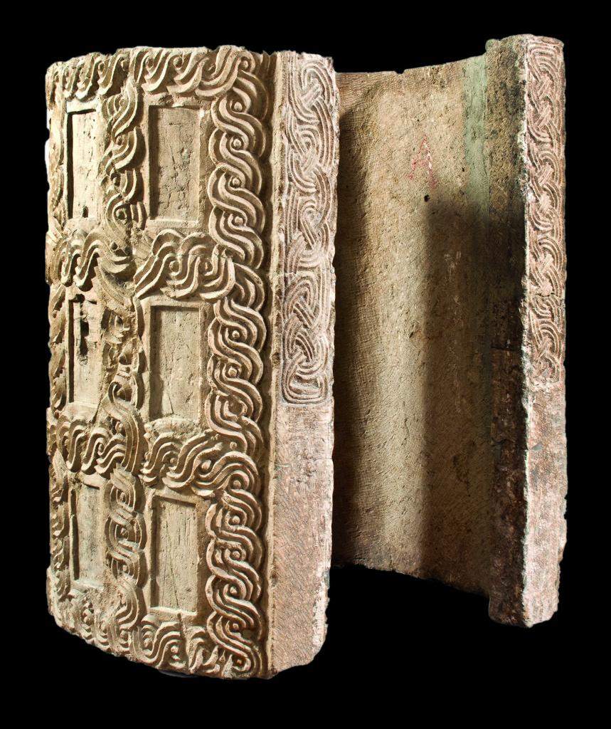 Ambon, Austrasie, Musée d'Archéologie Nationale