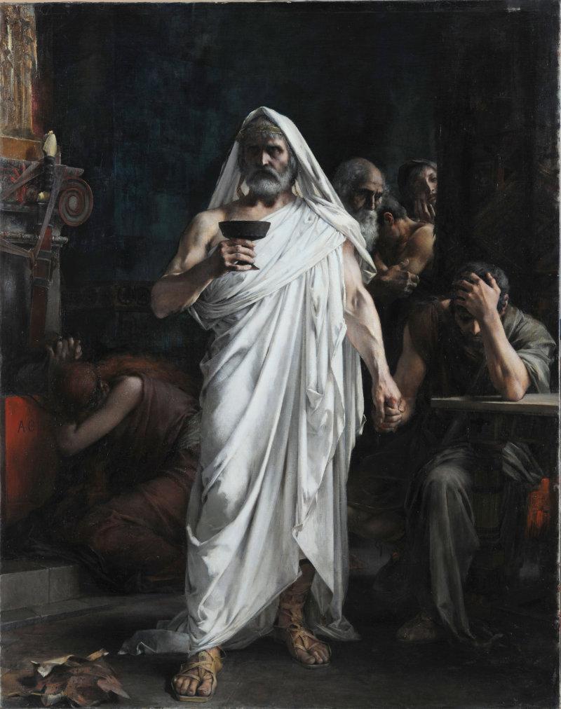 Danger Henri Camille (1857-1939). Paris, école nationale supérieure des Beaux-Arts (ENSBA).  Venenum, un monde empoisonné au Musée des Confluences jusqu'au 7 janvier 2018